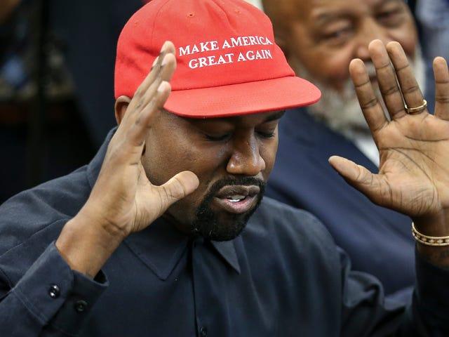 In New Rambling Message,Kanye West Blames Social Media for 'Mind Control,' Calls Himself 'Best Living Recording Artist'