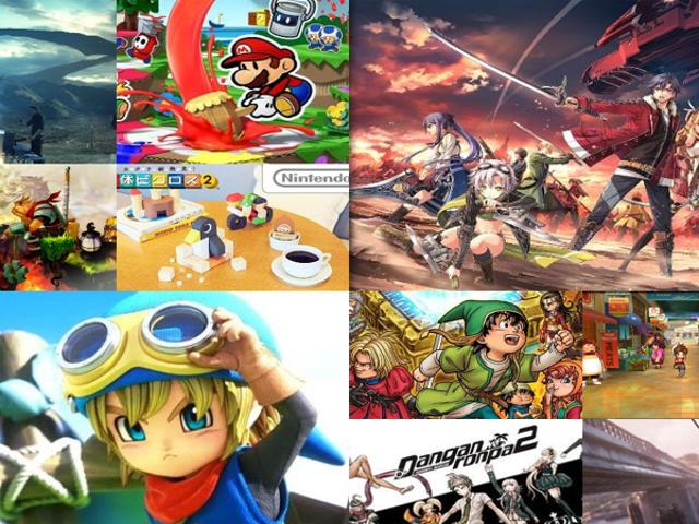 La musique étonnante de mes 10 jeux préférés en 2016