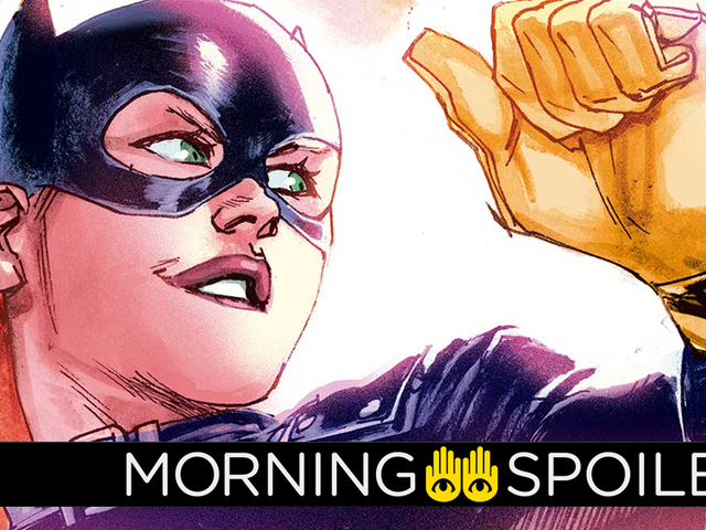 More Updates From What Could've Been in Joss Whedon's BatgirlMovie
