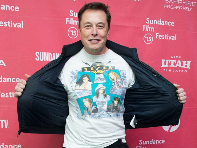 El nuevo proyecto de Elon Musk es un medio de humor llamado Thud! (a menos que nos esté tomando el pelo)