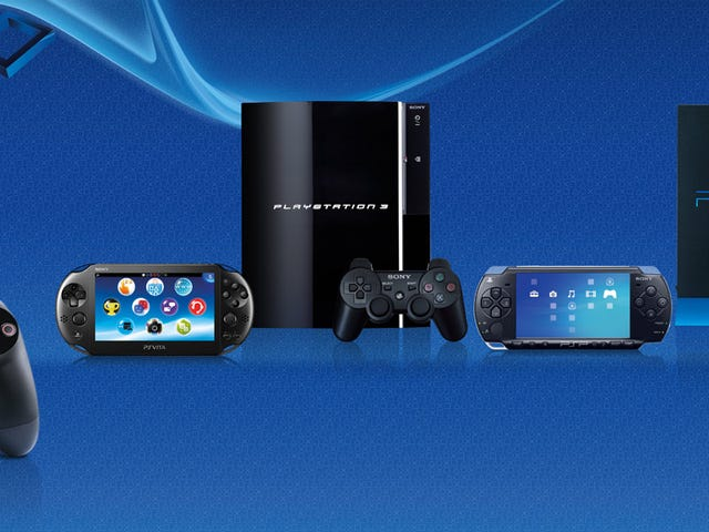 Listen to PlayStation 20th music from the PS4 and Vita Themes