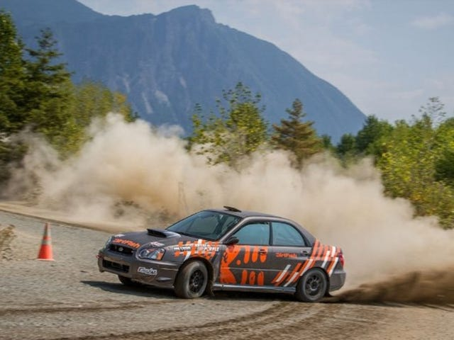 Anybody want to join me at Dirtfish Rally School in January? I'm thinking the one-day program, but I could probably get talked into the two-day program.