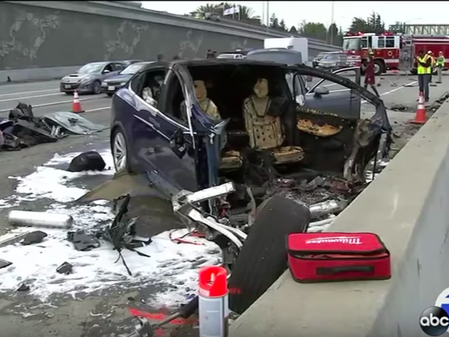 Tesla Says Autopilot Was On Before Fatal Model X Crash, But That Driver Didn't Abide Warnings