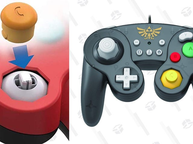 Third Party USB GameCube Controllers Enter The Fray!