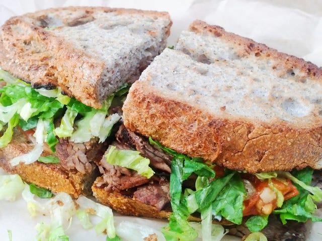 Shredded Iceberg Is the Best Lettuce for Your Sandwich
