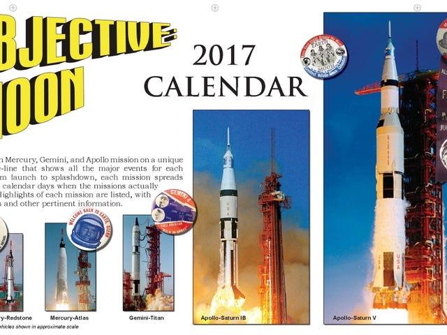 2017 Missions Calendar