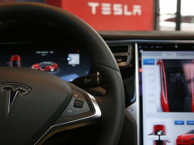 Tesla's Latest Update For The Model S Finally Makes It Good Again