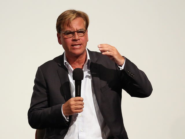 Aaron Sorkin, One of the Most Powerful Men in Hollywood, Shocked to Learn About Its Diversity Problem