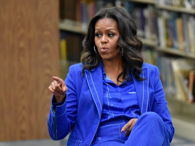 Michelle Obama'sBecomingIs Everything You Knew It Would Be