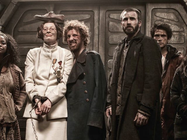 While We Wait Forever for ThatSnowpiercer TV Show, at Least There's a New Graphic Novel on the Way