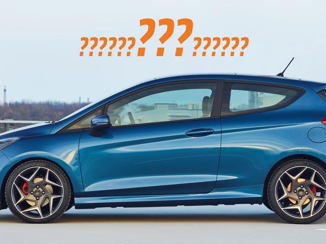 Ford est trop cinglé pour confirmer si la nouvelle Fiesta ST viendra en Amérique ou non