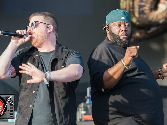 5 new releases we love: Run The Jewels' cathartic roar, Hinds' cool polish, and more