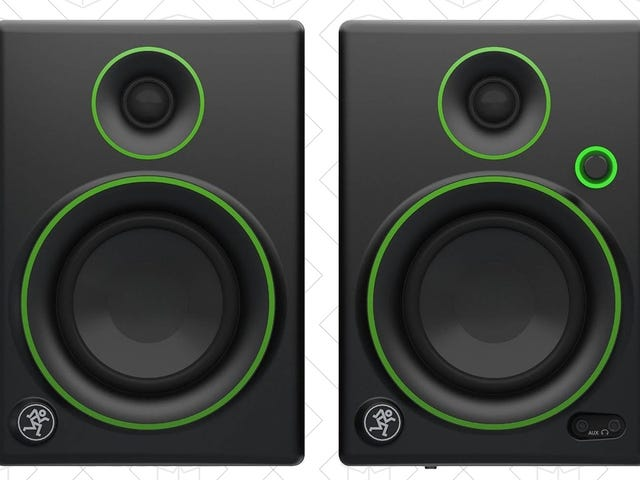 Save A Whopping $55 On These Popular Mackie Reference Speakers