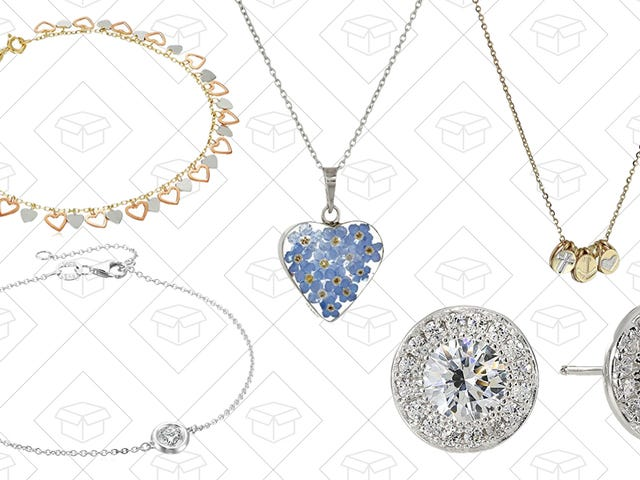 Amazon Has Even More Jewelry On Sale, Just in Time For Mother's Day
