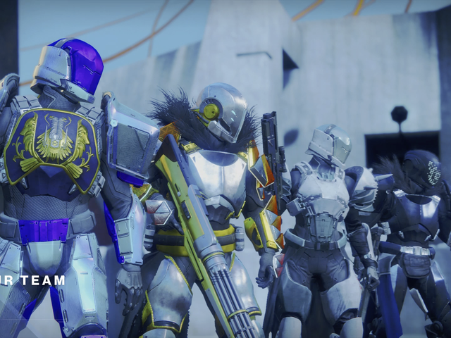 Bungie Lists A Bunch Of Endgame Improvements Coming ToDestiny 2