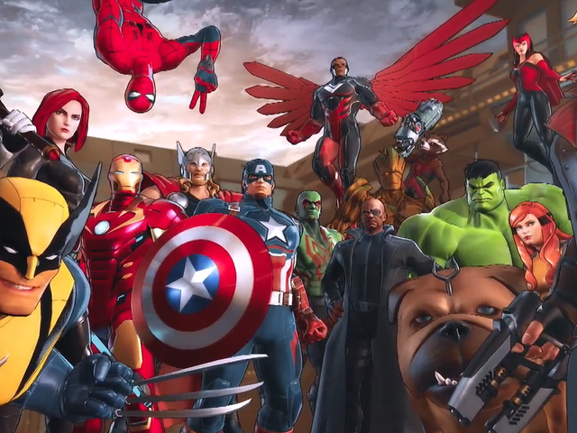Marvel: Ultimate Alliance 3 Is Coming, Made By Team Ninja And Is A Switch Exclusive