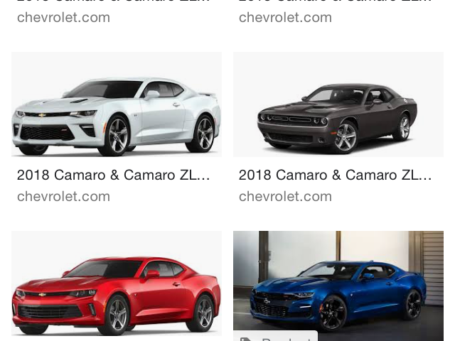 Dinner discussion, what car do you want? 7 year old