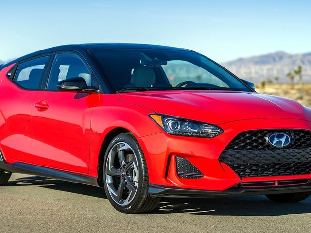 What Do You Want To Know About The 2019 Hyundai Veloster?