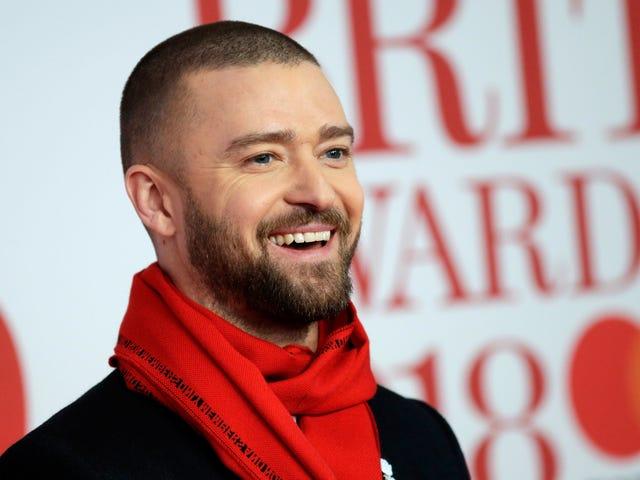 Justin Timberlake (jakoś) wyczuwa właściwy czas na współpracę z Drake'iem jest teraz
