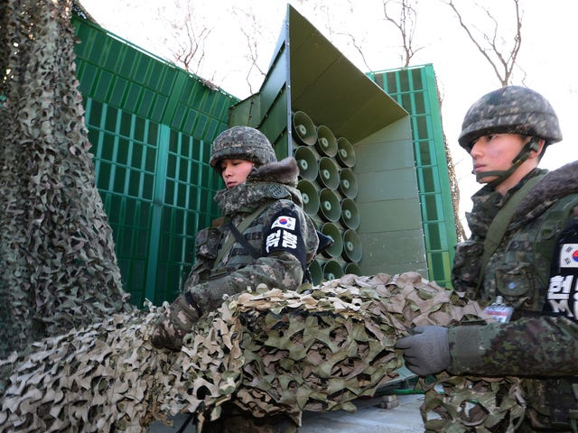 South Korea Stops Blaring High-Decibel K-Pop Propaganda at North Korea Border