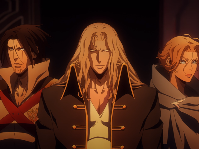 Someone Has Found One of Castlevania's Sneakiest References to the Games