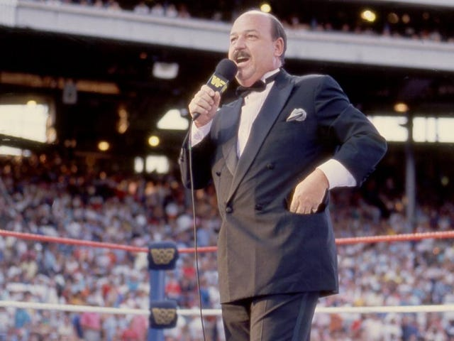 """Mean"" Gene Okerlund Was TV Wrestling Distilled Into A Single Human Being"