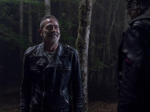 Negan terus membawa The Walking Dead di bahu yang tersinggung