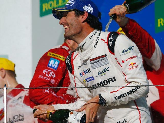 F1 ja Le Mans Legend Mark Webber kertoo tarkalleen, kun on aika lopettaa kilpajuoksu
