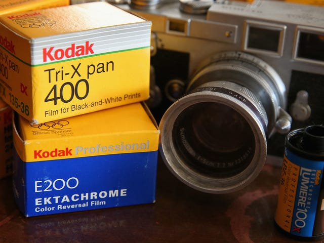Kodak Catches Raging Case of Blockchain Fever
