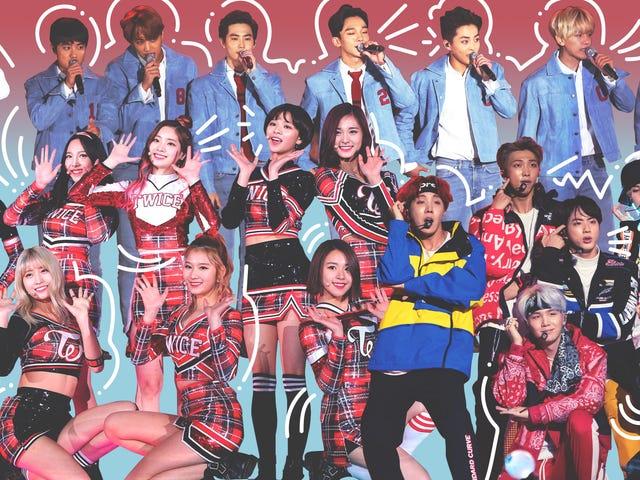 Ponte al día con K-pop en 60 minutos