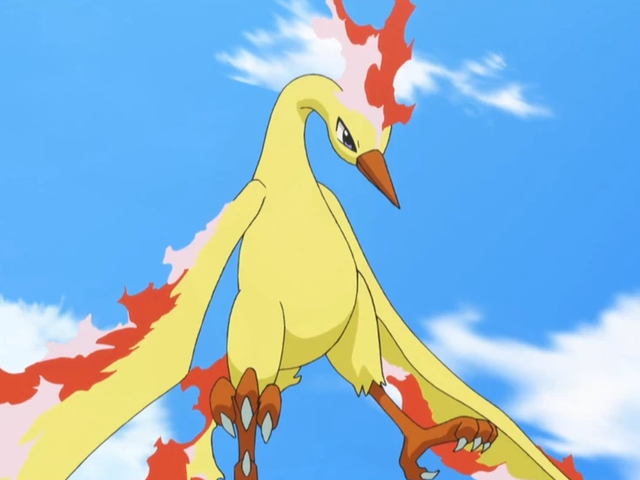 Pokémon Go Players Beat A Moltres Raid With Just Two People