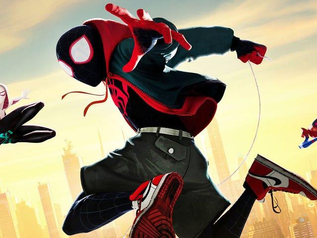 Ya puedes hacerte con unas Nike Air Jordan inspirdas og las de <i>Spider-Man: Into The Spider-Verse</i>