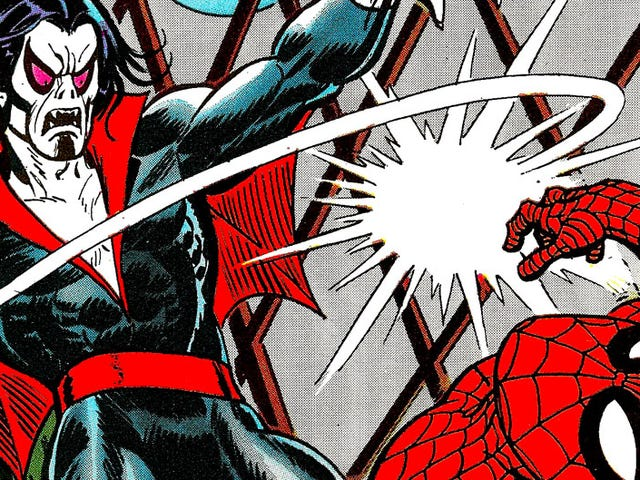 Sony's Next <i>Spider-Man </i>Spinoff Film Is About Morbius, the Living Vampire