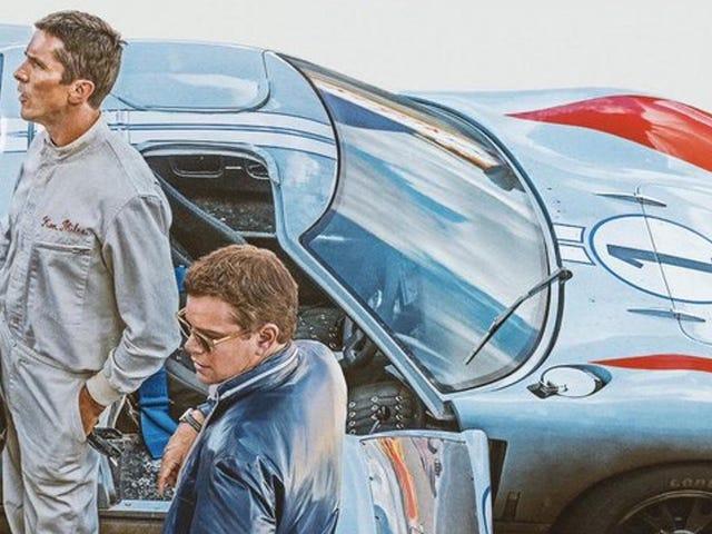 <i>Ford V Ferrari</i> được gọi là <i>Le Mans '66</i> ở Anh