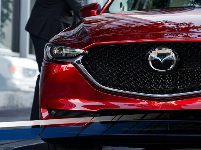 Pertempuran Menentang Mazda Baru Bermula