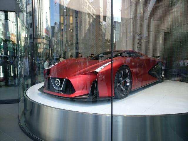 Nissan Crossing, Tokyo