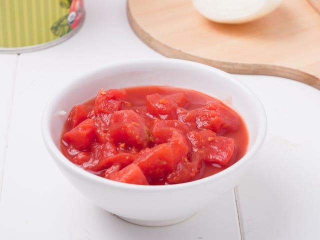 存放剩菜罐头番茄或肉汤的最佳方法