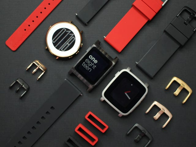 Pebble Updates Watches So They Keep Ticking Beyond the Grave