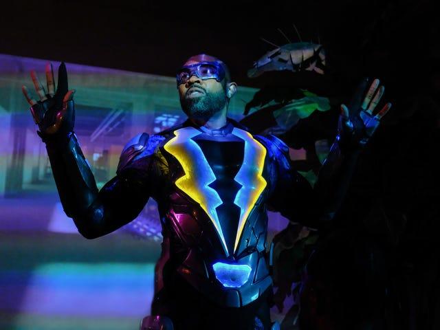 Black Lightning slår på CW