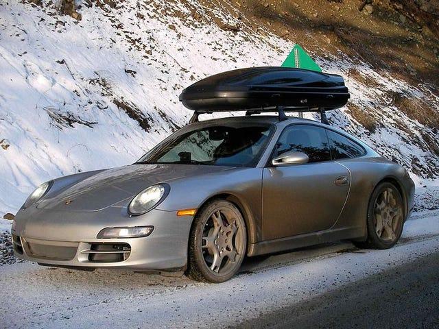 Penggunaan Betul Porsche 911