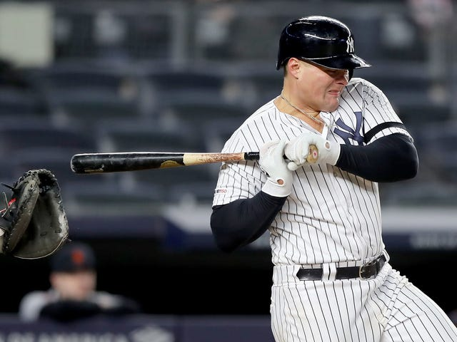 Luke Voit Was Steamed About Getting Hit And Then Shown Up