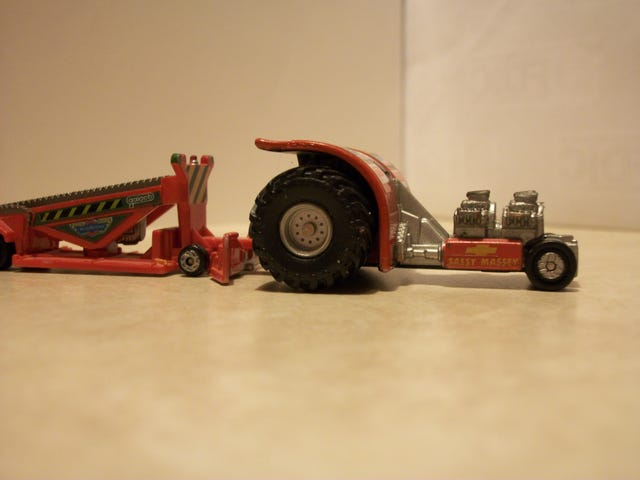 Friday on the Farm: Micro Machines Tractor Pulls