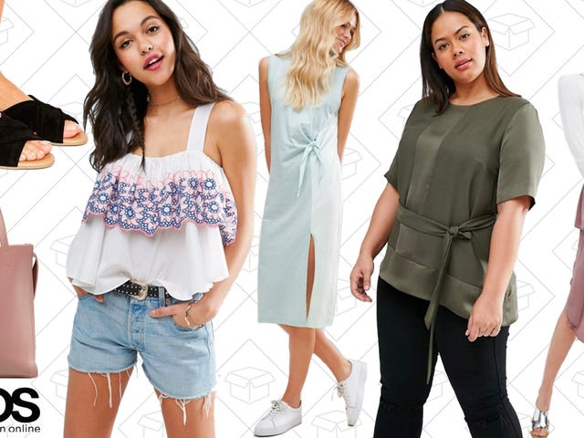 This ASOS Sale Has Thousands of Items For Up to 50% Off