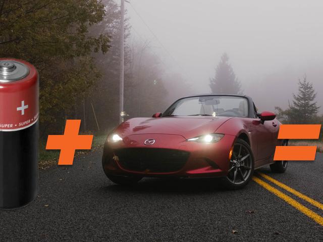 Είναι η ηλεκτρική η απάντηση για το Mazda Miata;
