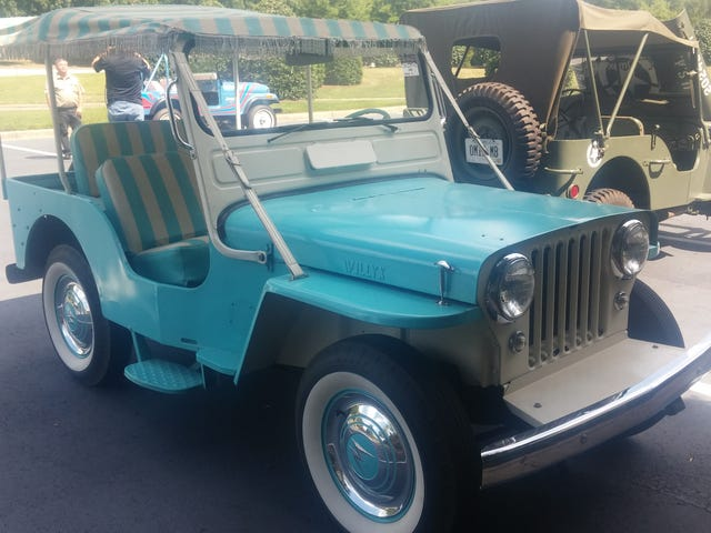 Watch Me Drive Some Classic Jeeps Right Now