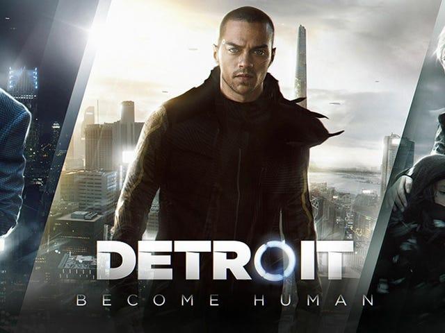 ナイロンのゲームレビュー - デトロイト:人間になる - 忘れられない革命
