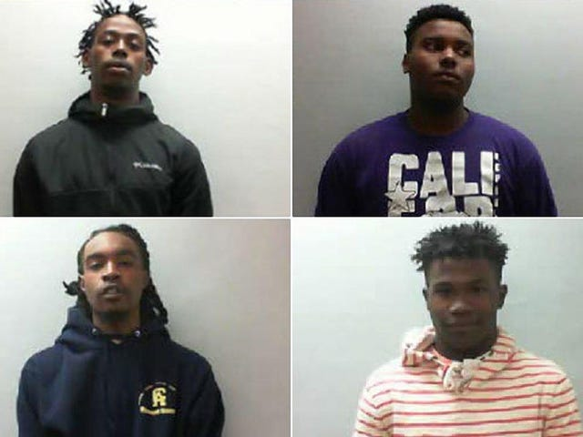 4 Young Men in Ala. Charged in Attack of High School Student Supporting 'Blue Lives Matter'