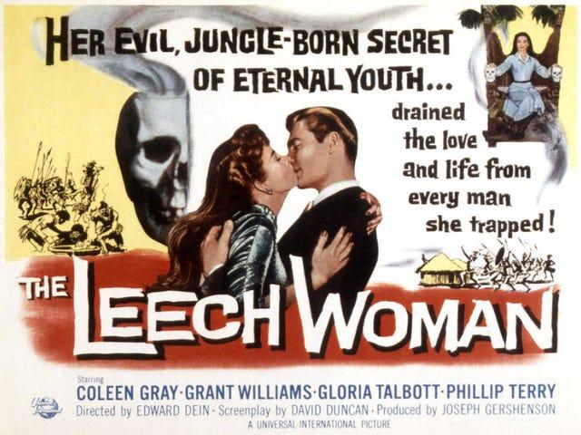 Svengoolie: The Leech Woman (1960)