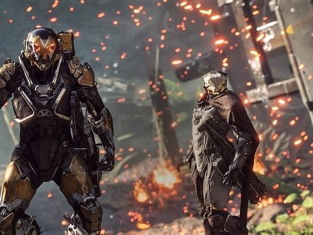 A New Set Of Pre-Cataclysm Challenges Are Live In Anthem