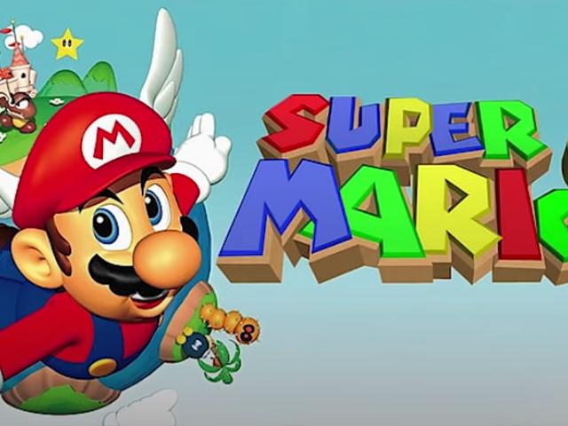 """Ass Warp"" Is A Good Translation For Super Mario 64 Glitch"